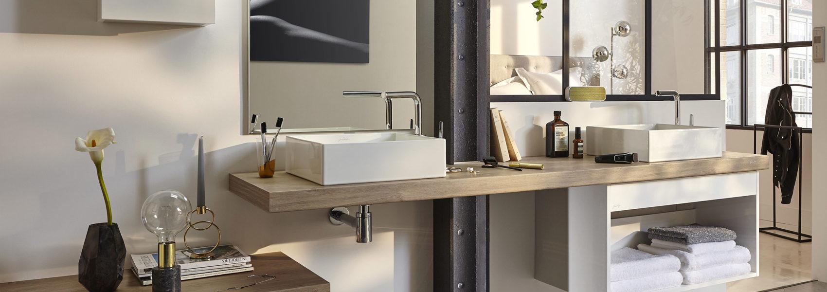 salle bain installation